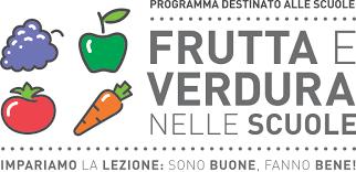 Frutta e verdura nelle scuole